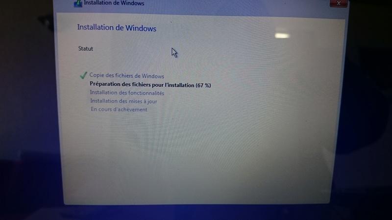 Ecran inchangé au démarrage sur PC Portable ASUS - Page 2 Dsc_0913