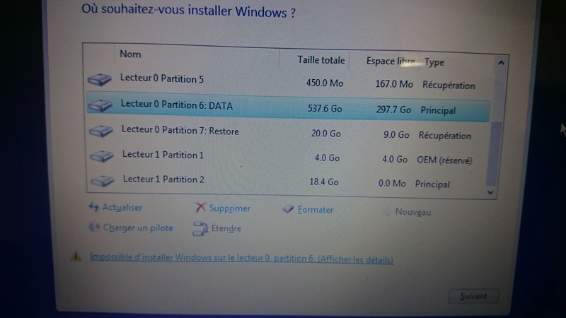Ecran inchangé au démarrage sur PC Portable ASUS - Page 3 Dsc_0914