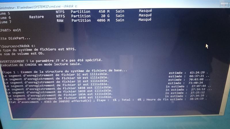 Ecran inchangé au démarrage sur PC Portable ASUS - Page 3 Dsc_0918