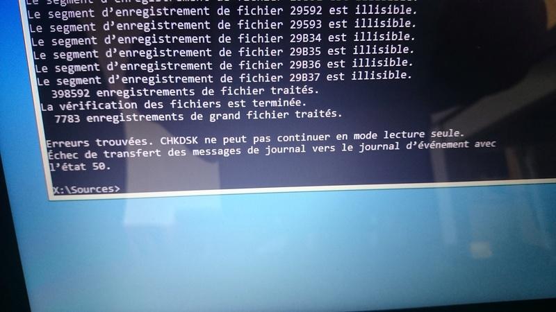 Ecran inchangé au démarrage sur PC Portable ASUS - Page 3 Dsc_0919