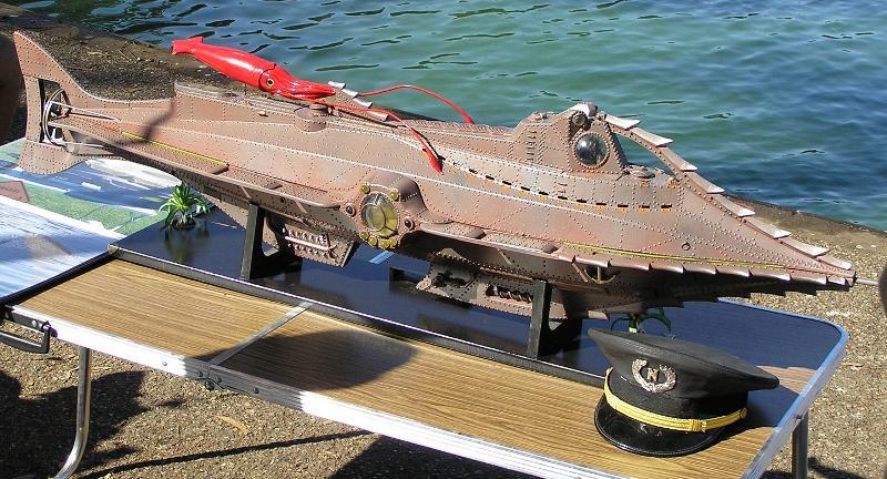 Nautilus Engel 20000 lieux sous les mers Nautil11