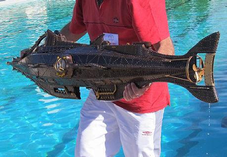 Nautilus Engel 20000 lieux sous les mers Wpefc710