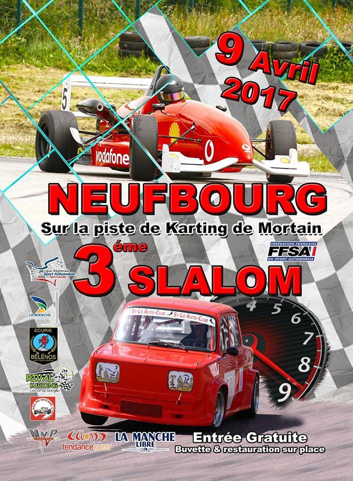 3éme Slalom du Neufbourg 09 Avril Neuf10