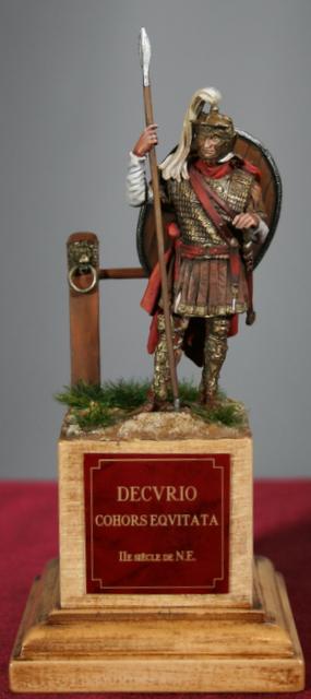 Décurion de la cavalerie romaine. Img_6411