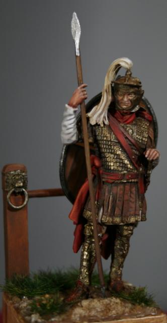 Décurion de la cavalerie romaine. Img_6511