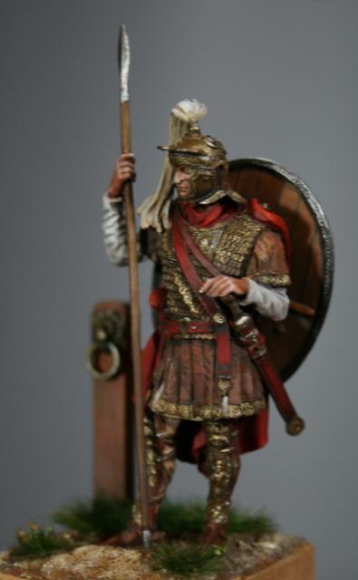 Décurion de la cavalerie romaine. Img_6512