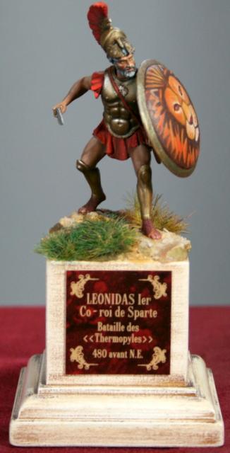 Hoplite grec ou Léonidas Ier Img_6514