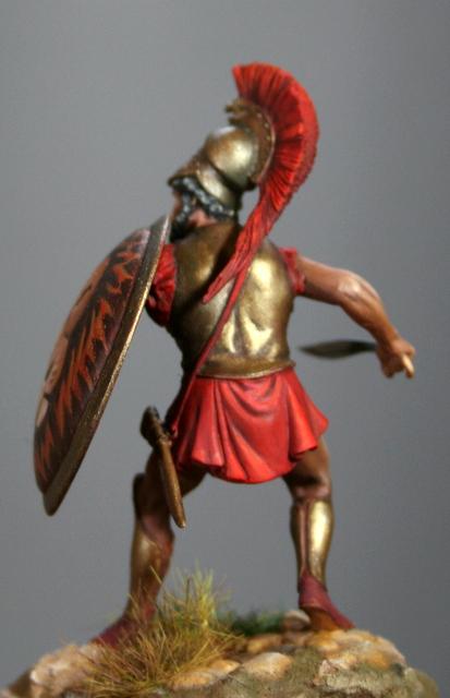 Hoplite grec ou Léonidas Ier Img_6518