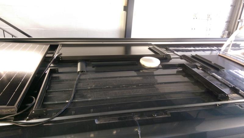 Perçage du toit - Fiat DUCATO - Panneaux Solaires Imag1116