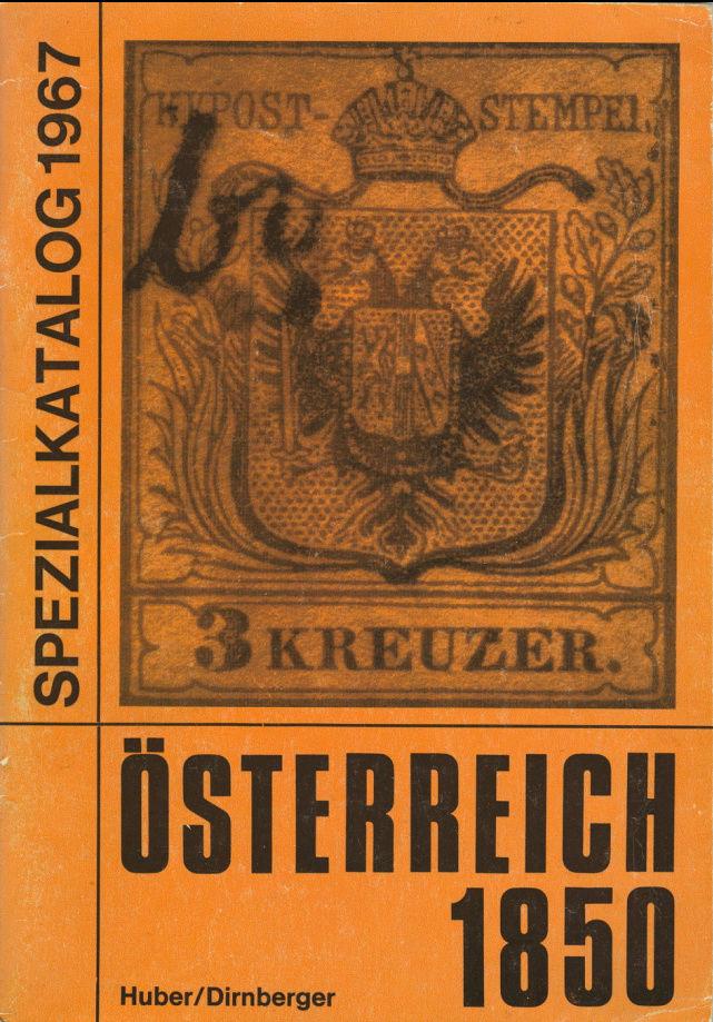 Die erste Österreichische Ausgabe 1850 - Seite 12 Huber_10