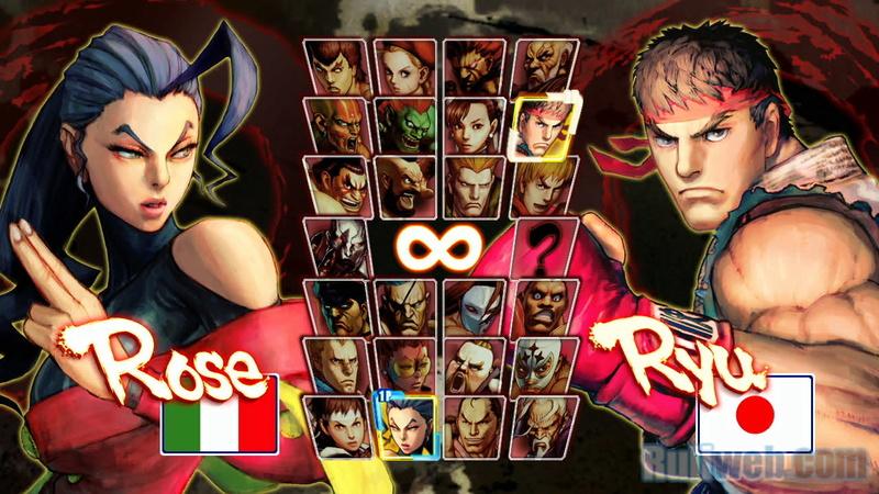Liste des jeux Xbox 360 rétro-compatibles - Page 10 Sfiv-s10