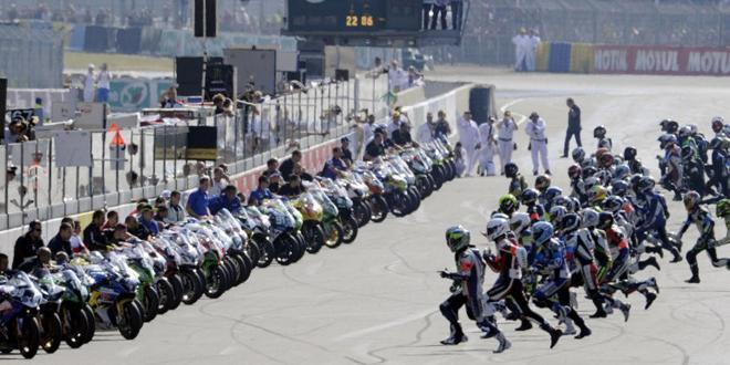 La Cool Motorbike ride W010