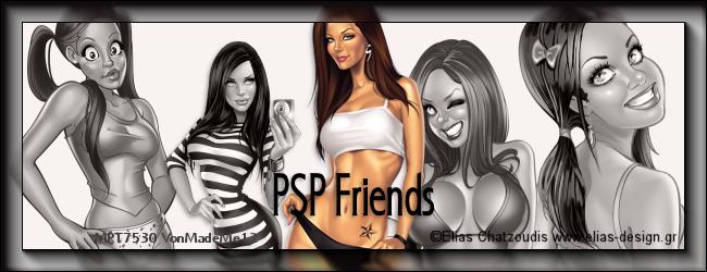 PSP Friends