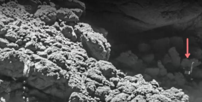 [Sujet unique] 2014: Philae: le robot de la sonde Rosetta sur la comète Tchourioumov-Guérassimenko - Page 9 Derniy10