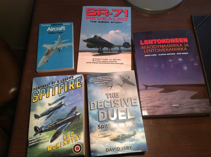 Aircraft books/media/commemoratives  Image27