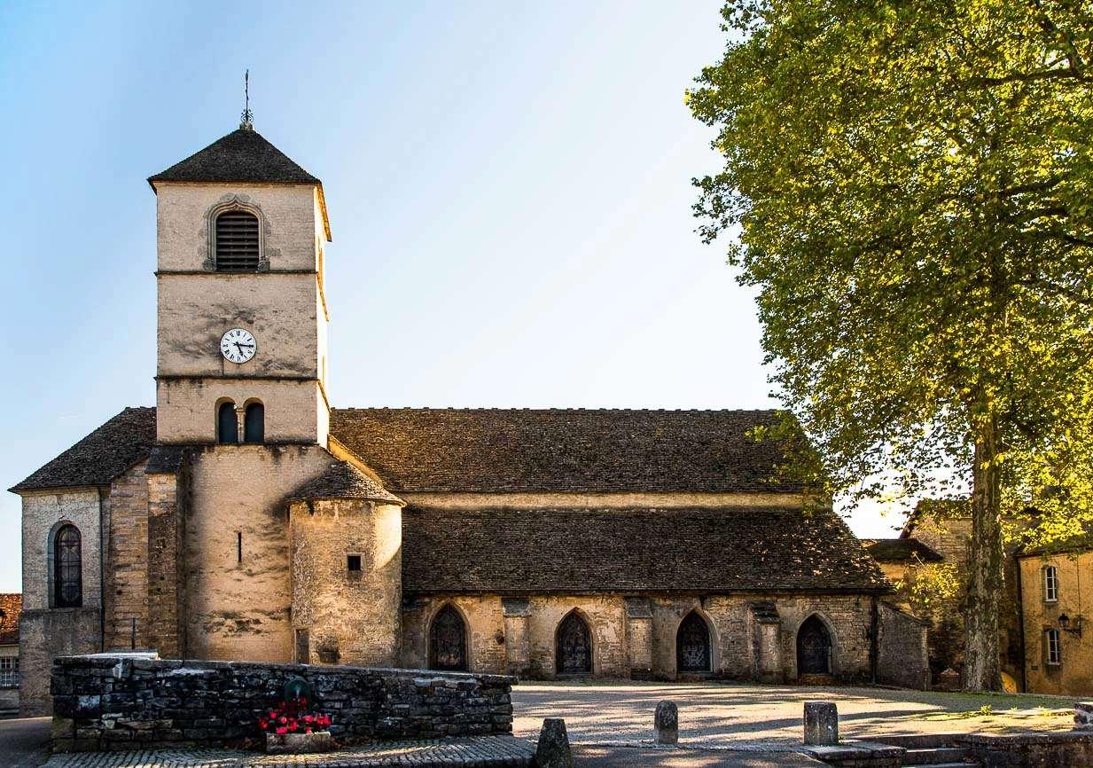 Eglise de Château Chalon 03102025