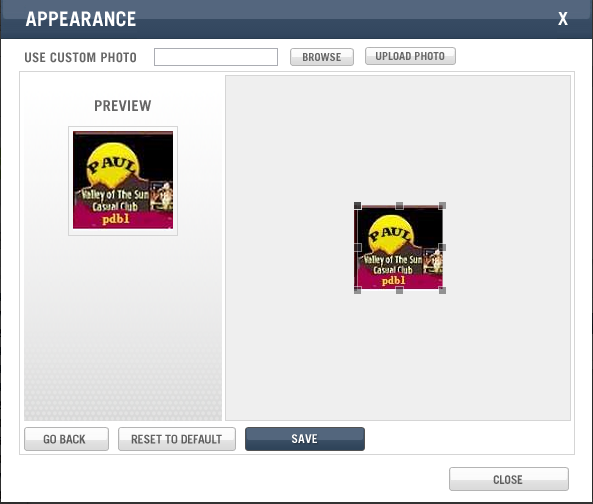 UPLOAD PROFILE PIC OR AVATAR IN WGT Click_15