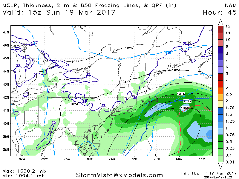 March 18th-19th Possible IVT Snow Event - Page 4 Nam_ms14
