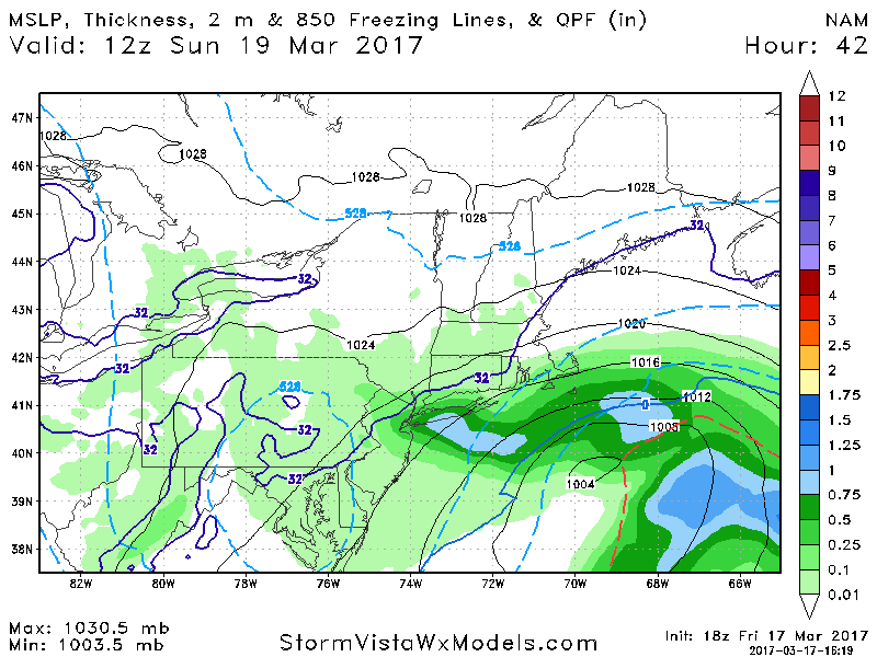 March 18th-19th Possible IVT Snow Event - Page 4 Nam_ms15