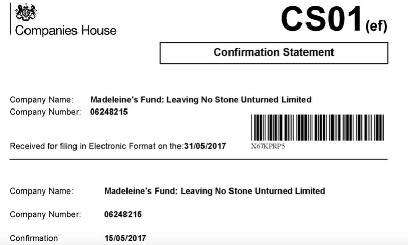FIND MADELEINE FUND - NO STONE UNTURNED - All reports here  - Page 2 Conf_s10