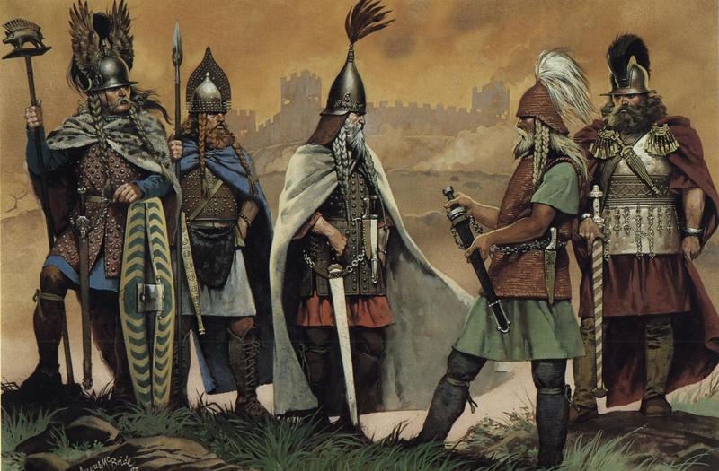 """""""LE PACTE"""" - Tribus celtes -  Dydu10"""