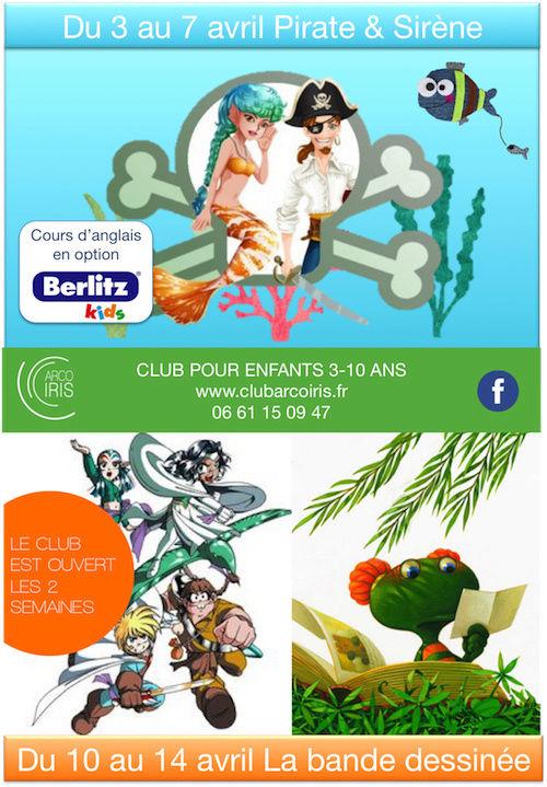 Club pour enfants Arco Iris - Page 2 Affich11