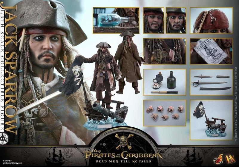 Pirates des Caraïbes: La vengeance de Salazar (film live) - Page 2 18449410