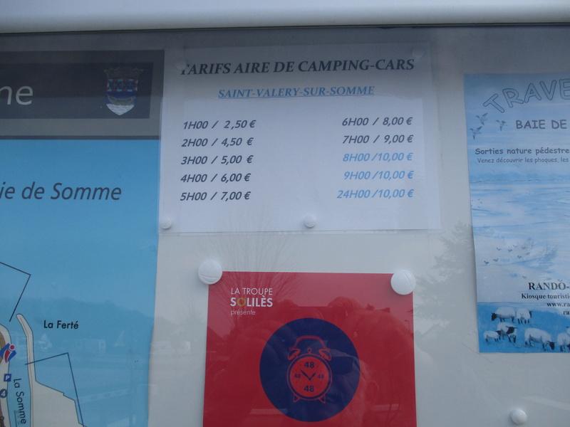 Somme (80) Saint Valéry Sur Somme, 21 km au Nord-ouest de Abbeville./PKP/SP * Img_0217