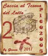 VINCITORI Caccia al tesoro del Lotto GIOIETTA, PICO2005, MAX Premio11