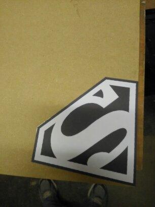 Chantournage : Déco de Super-Héros 14639312
