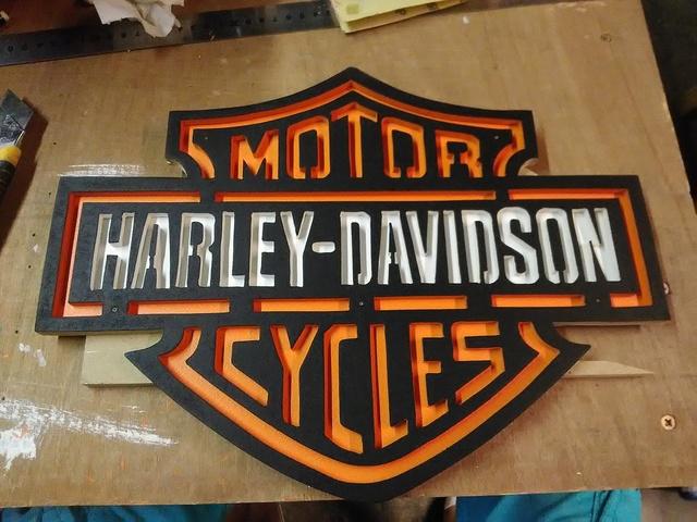 Chantournage : Logo Harley-Davidson Img_2030