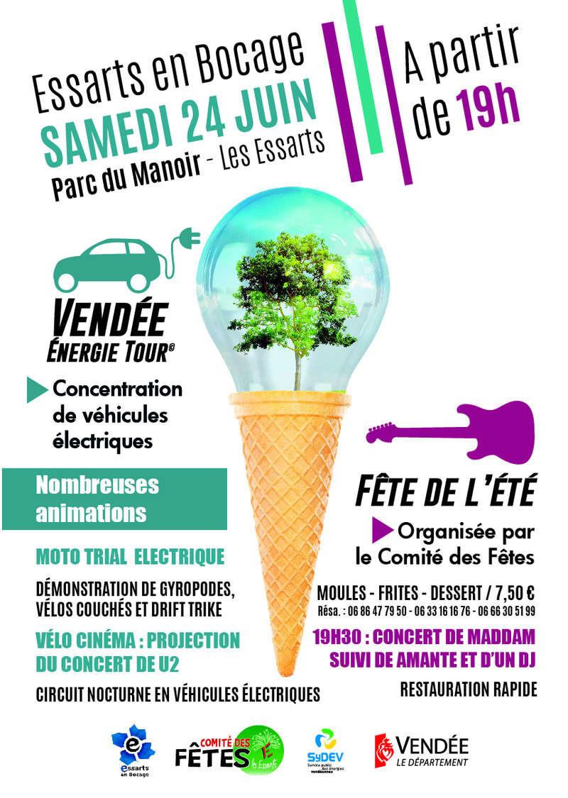 Vendée Énergie Tour 2017 - 10 au 24 juin Affich11
