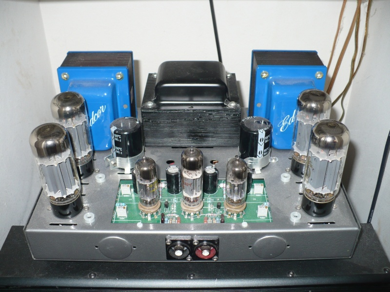ST-70 Clone with Jolida JD5T Preamp Dynaco10