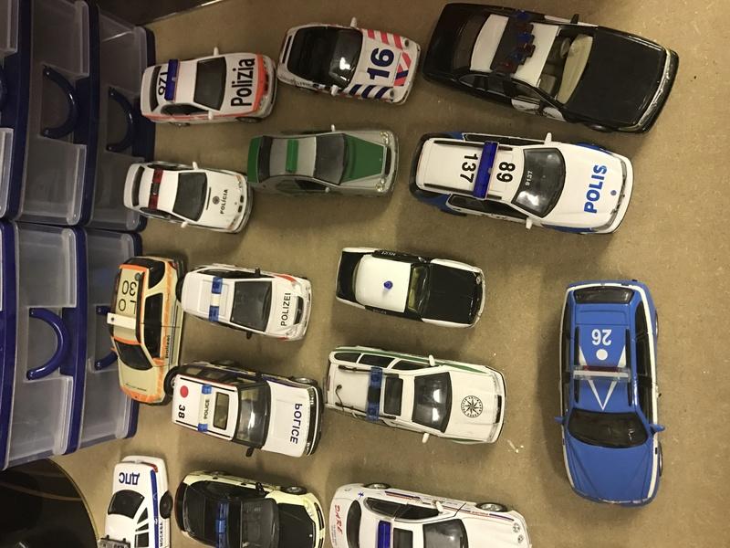 Collezione auto polizia 20170411