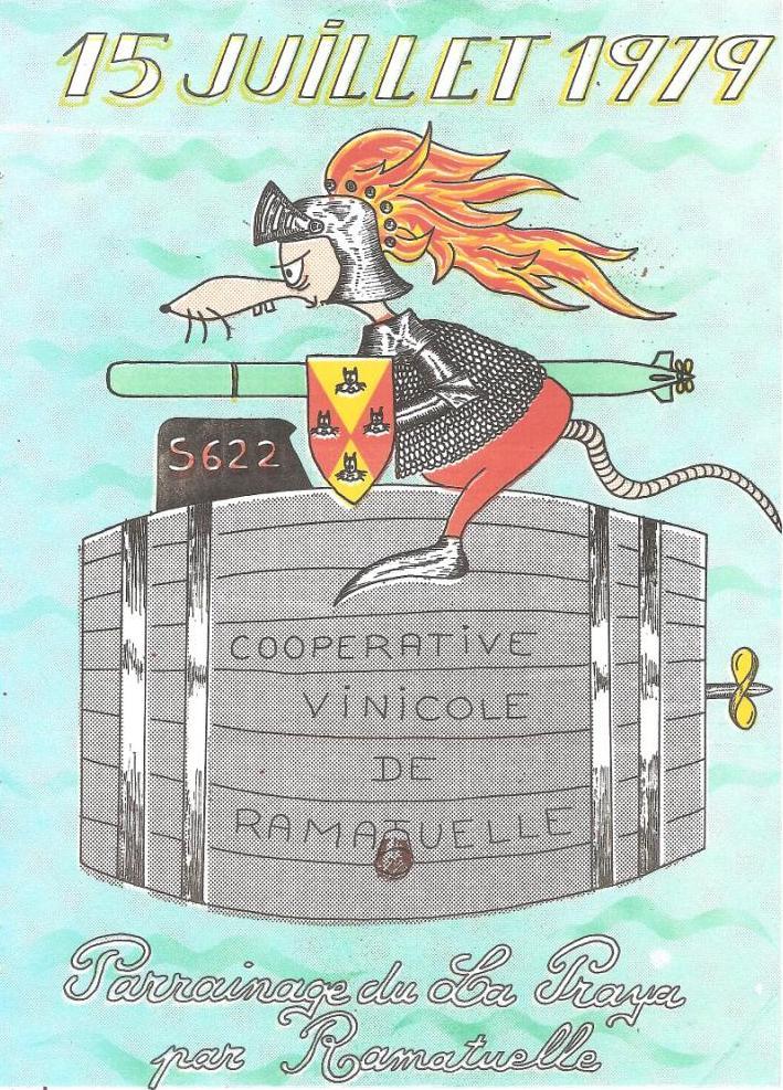 [ LES TRADITIONS DANS LA MARINE ] Les caricatures dans la Marine La_pra13