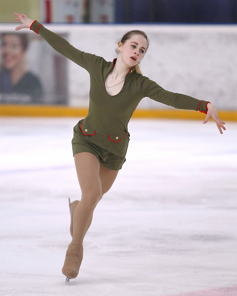 Дарья Паненкова 1434