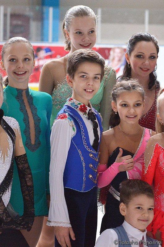 Группа Мишина - СДЮСШОР «Звёздный лёд» (Санкт-Петербург) - Страница 24 456