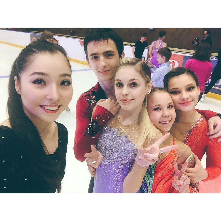 Группа Мишина - СДЮСШОР «Звёздный лёд» (Санкт-Петербург) - Страница 24 746