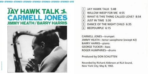 [Jazz] Playlist - Page 13 Carmel12