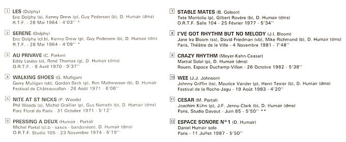 [Jazz] Playlist - Page 14 Daniel10