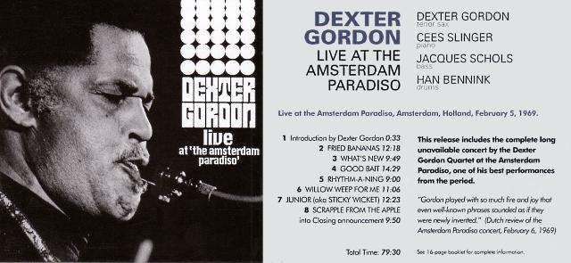 [Jazz] Playlist - Page 14 Dexter10