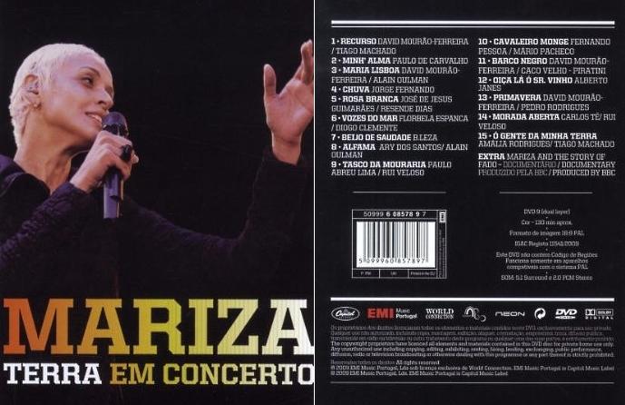 [Musiques du monde] Playlist - Page 4 Mariza10