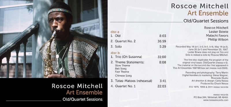 Art Ensemble of Chicago Roscoe10