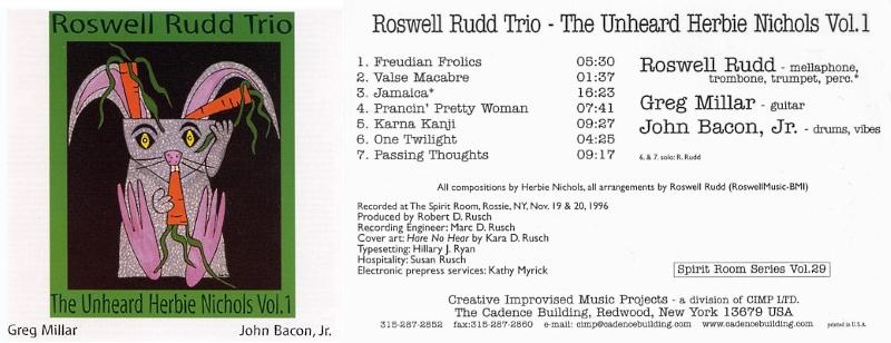 [Jazz] Playlist - Page 14 Roswel10