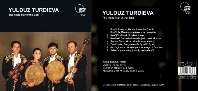 Musiques traditionnelles : Playlist - Page 15 Yulduz10