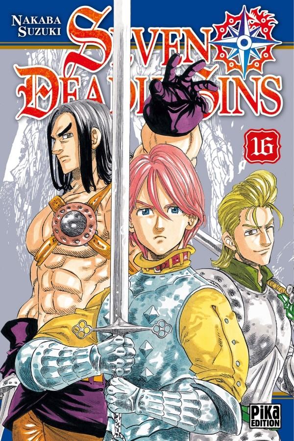 Seven Deadly Sins Seven-11