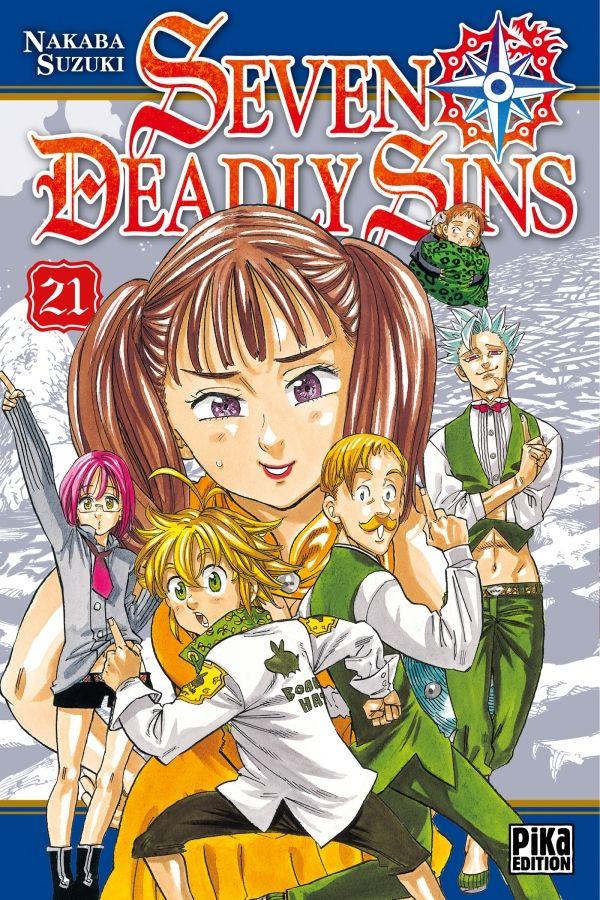 Seven Deadly Sins Seven-20