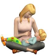 Poses Parents Enfants/Bambins 0332