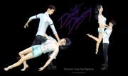 Poses de danse 0420