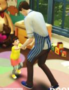 Poses Parents Enfants/Bambins 0528